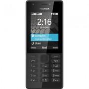 Телефон Nokia 216 Dual SIM, Черен