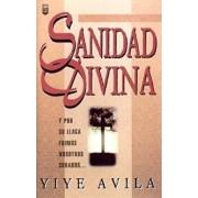 Sanidad Divina: Divine Healing, Paperback/Yiye Avila