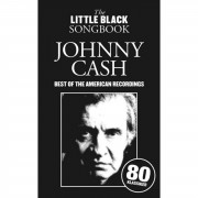 Bosworth Music The Little Black Songbook: Johnny Cash