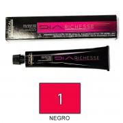 Loreal DIARICHESSE 1 Negro - tinte 50ml