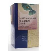 Ceai verde pentru Concentratie - Ginkgo, Sonnentor