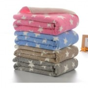 THE BLANKET EXPERT PRESENTS Warmest Softest Best Quality Baby Blanket ( Ultra Luxury Colors ( Pack Of 1 )