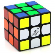 3x3x3 Cubo Mágico Qiyi Valk3 Poder - Negro
