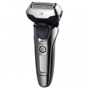 Aparat de barbierit Panasonic ES-LT6N-S803 Wet & Dry, 3 lame, Cap Multi-Flex 3D, Trimmer, Li-Ion, Aut 45 min, Argintiu/Negru