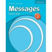 Messages 1 Teachers Book par Levy & MeredithGoodey & Diana