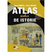 Atlas scolar de istorie - Doina Burtea Florin Ghetau