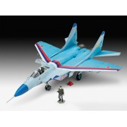 Revell Model Set avion MIG-29S Fulcrum RV3936