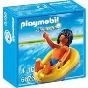 Комплект Плеймобил 6676 - Лодка за речен рафтинг - Playmobil, 291219