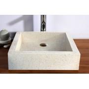 Saniteck vasque Timbre blanc