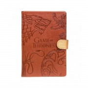 Game of Thrones, A5 Anteckningsbok - Sigill