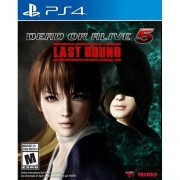 Dead Or Alive 5: Last Round - Ps4 - Unissex