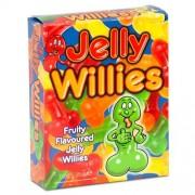 Gomas em Forma de Pénis Jelly Willies