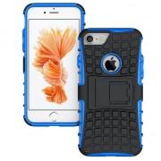 GadgetBay Coque standard hybride noire bleue Coque antichoc iPhone 7 8 pour iPhone 7