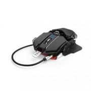 Hama uRage XGM 4400-MC2 optical mouse Black 186003
