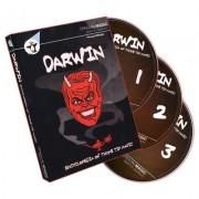 Encyclopedia Of Thumb Tip Magic (3 DVD Set) by Gary Darwin - DVD