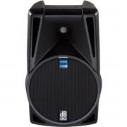 dB Technologies Opera 508DX Caixa de Som 508-DX Acústica Ativa 400W Alta Performance