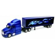 Camion diecast Peterbilt 387 cu container 1 43