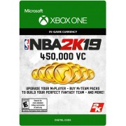 NBA 2K19 VIRTUAL CURRENCY 450 000 COINS - XBOX LIVE - MULTILANGUAGE - WORLDWIDE