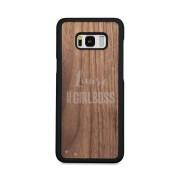 YourSurprise Coque en bois Samsung Galaxy s8 plus - Gravée