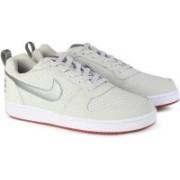 Nike COURT BOROUGH LOW Sneakers For Men(Grey)