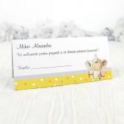 Mapă de bani&Card de masă cod 7514