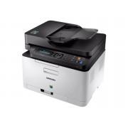 Samsung trådlös allt-i-ett färglaser med fax