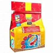 Aliment en sticks pour kois TetraPond Koi Sticks - 4 l