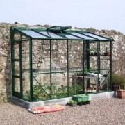 Elite Greenhouses Kensington Lean-to 4 x 10 Greenhouse