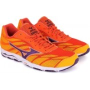 Mizuno WAVE HITOGAMI 3 (W) Running Shoes For Women(Orange)