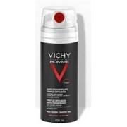 Vichy Homme Deodorante Anti-Traspirante Tripla Diffusione 72h 150ml