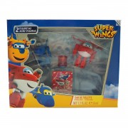 DISNEY SUPER WINGS EAU DE TOILETTE SPRAY 50ML SET 3 PARTI