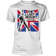 The Last Resort A Way Of Life White T-Shirt XXL