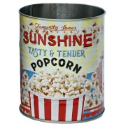 Temerity Jones Plåtburk Retro Sunshine Popcorn