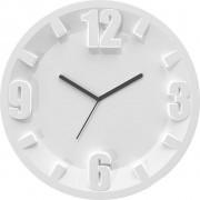 Guzzini Zegar ścienny 3-6-9-12 biały