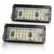 Set Lampi LED numar inmatriculare BMW E46 45 usi