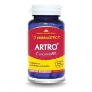 Artro+ Curcumin95 x 60 capsule HerbaGetica