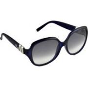 Escada Over-sized Sunglasses(Blue)