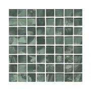 Mozaic sticla CM 4240 gri lucios 30,2x32,7 cm