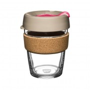 KEEPCUP Kubek do kawy KeepCup Brew Cork Redbud 340ml