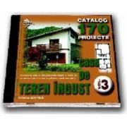Cd proiecte case pe teren ingust volumul 3