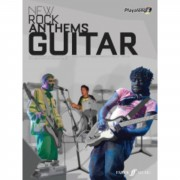 Faber Music Auth.Play Along - New Rock Anthems, Guitar, TAB/CD