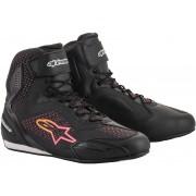 Alpinestars Stella Faster-3 Rideknit Zapatos de moto para mujer