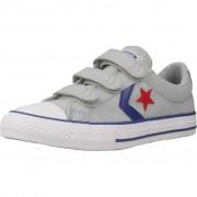 Converse Star Player 3v Ox Color Grey Chaussures Gris EU 37,5
