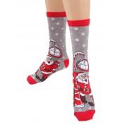 HDI karácsonyi pamut zokni