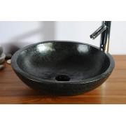 Saniteck Vasque ronde noire