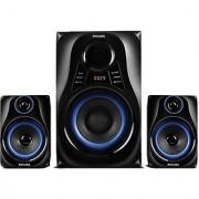 Philips MMS2580B 2.1 Bluetooth Speaker System