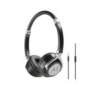 BINATONE Motorola Pulse 2 auriculares para móvil Binaural Diadema Negro Alámbrico