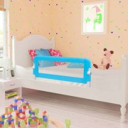 Sonata Ограничители за бебешко легло, 2 бр, сини, 102x42 см