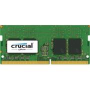 Crucial RAM za prijenosna računala DDR4 4GB 2400MT/s SODIMM (CT4G4SFS824A)