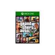 Game GTA V - Grand Theft Auto V Xbox One
